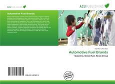 Bookcover of Automotive Fuel Brands