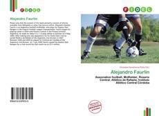 Bookcover of Alejandro Faurlín