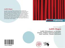 Bookcover of Judith Magre