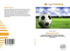 Buchcover von Manuel Ferreira