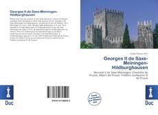 Capa do livro de Georges II de Saxe-Meiningen-Hildburghausen