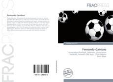 Portada del libro de Fernando Gamboa