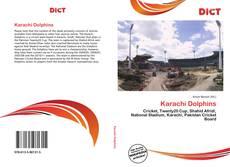 Borítókép a  Karachi Dolphins - hoz