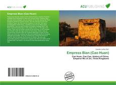 Borítókép a  Empress Bian (Cao Huan) - hoz