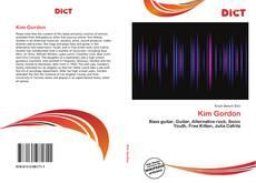 Bookcover of Kim Gordon