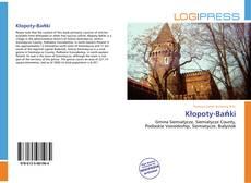 Portada del libro de Kłopoty-Bańki