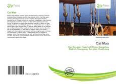 Bookcover of Cai Mao