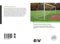 Buchcover von David González Díaz