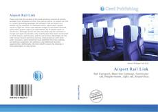 Portada del libro de Airport Rail Link