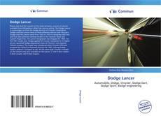 Capa do livro de Dodge Lancer