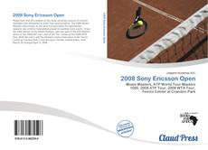Bookcover of 2008 Sony Ericsson Open