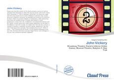 Buchcover von John Vickery