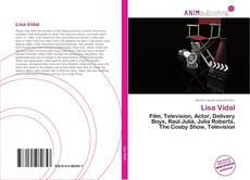 Buchcover von Lisa Vidal