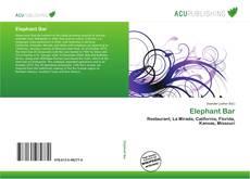 Bookcover of Elephant Bar
