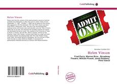 Bookcover of Helen Vinson