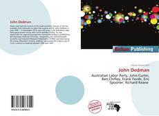 Bookcover of John Dedman
