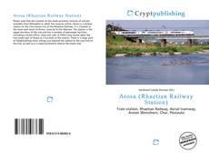 Bookcover of Arosa (Rhaetian Railway Station)
