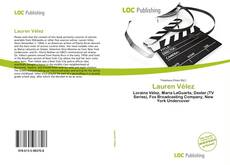 Bookcover of Lauren Vélez