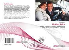 Holden Astra的封面
