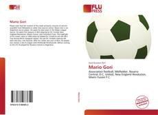 Portada del libro de Mario Gori