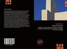 Buchcover von Josef Gočár