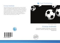 Bookcover of Cristian Grabinski