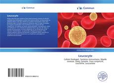 Bookcover of Leucocyte