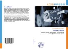 Bookcover of Janet Robin