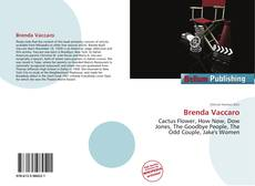 Portada del libro de Brenda Vaccaro