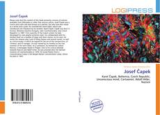 Bookcover of Josef Čapek