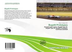 Обложка Bugatti Prototypes