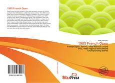 Copertina di 1985 French Open