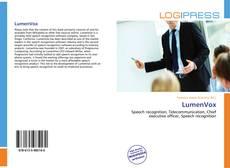 Обложка LumenVox