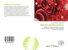 Couverture de Maladie de Rendu-Osler