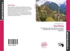 Borítókép a  Cao Xiong - hoz