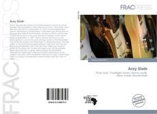 Buchcover von Acey Slade