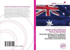 Buchcover von Chief of the Defence Force (Australia)