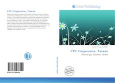 Bookcover of CPC Corporation, Taiwan