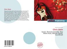 Обложка Chris Stein