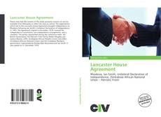 Bookcover of Lancaster House Agreement