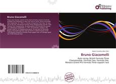 Bookcover of Bruno Giacomelli