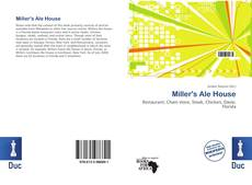 Bookcover of Miller's Ale House