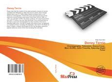 Deney Terrio kitap kapağı
