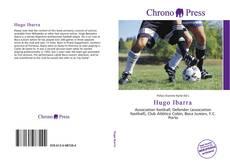 Portada del libro de Hugo Ibarra