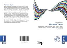 Bookcover of Herman Trunk