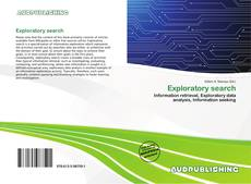 Bookcover of Exploratory search