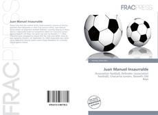 Capa do livro de Juan Manuel Insaurralde