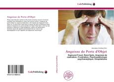 Обложка Angoisse de Perte d'Objet