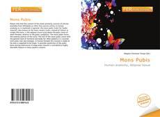 Обложка Mons Pubis
