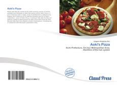 Capa do livro de Aoki's Pizza
